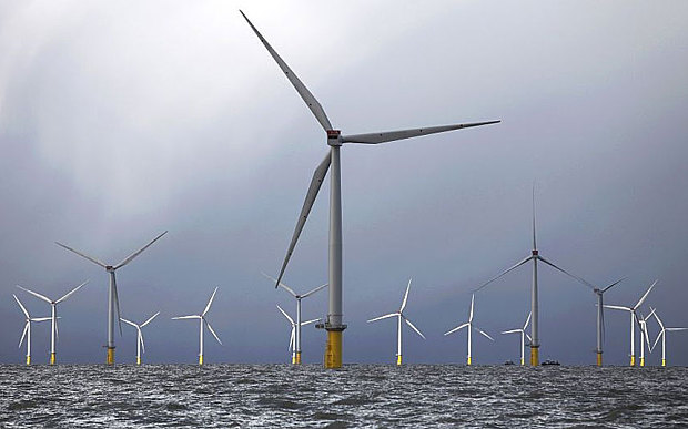 For all the vast subsidies it has been given, the wind industry is not fit for purpose.